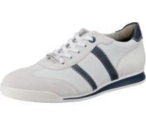 Sneaker 'Argon' navy / weiß