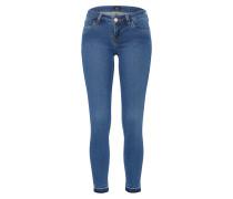 Skinny Jeans 'Scarlett' blau