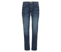 Jeans '5 Pkt Straight' blue denim