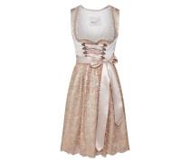 Kleid 'Fulida' beige / taupe