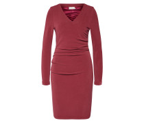 Kleid 'Luisa' bordeaux