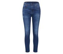 Jeans 'D-Staq Mid Boy Slim Wmn'