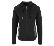 Sport-Zipperhoodie 'gym Tech Luxe'