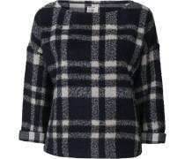 Pullover creme / schwarz