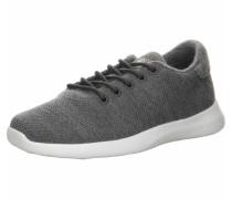 Sneakers graumeliert