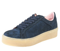 Plateausneaker 'Soho' navy