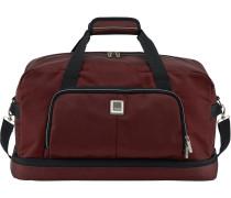Reisetasche 'Nonstop' schwarz / merlot