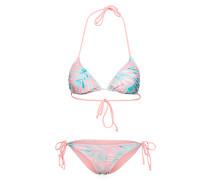 Bikiniset 'last Light' hellblau / rosa