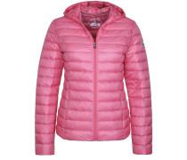 Daunenjacke 'chloe' pink
