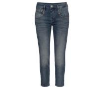 Jeans 'Shyra' taubenblau
