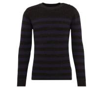 Pullover 'Dadin stripe r knit l/s'