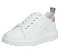 Sneaker 'lpcarocha-02Poe' weiß