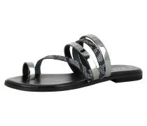 Sandale Olimpia silber