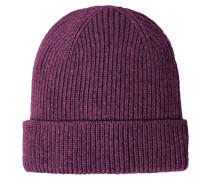 Mütze 'indian Summer' violettblau