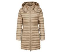 Mantel 'Vero' beige
