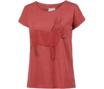 Liv Donkey T-Shirt rot