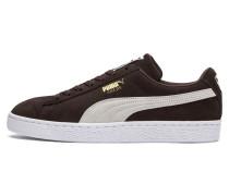 Sneaker 'Suede Classic' dunkelbraun