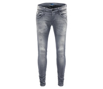 Jeans 'Revend Super Slim' grau