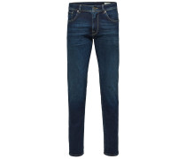 Jeans Regular-Fit- blue denim