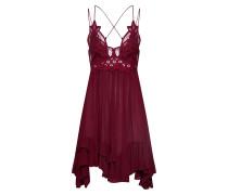 Kleid 'Adella' weinrot