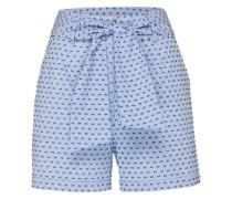 Shorts 'Ashley' blau