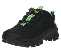 Sneaker 'Intruder' neongrün / schwarz
