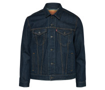 Jeansjacke 'the Trucker' blue denim