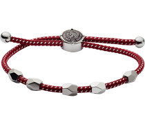 Armband 'dx1141040' rot / silber
