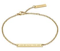 Armband 'lj-0426-B-20' gold