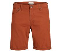 Shorts 'rick Original' rostbraun