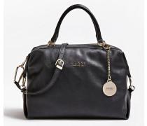 Handtasche 'Cary' schwarz