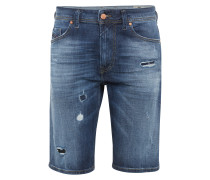 Jeans Shorts 'thoshort' blue denim