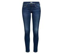 'Soho' Skinny Jeans blue denim