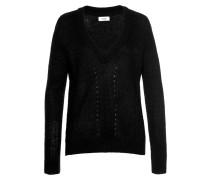 Pullover 'Baskille' schwarz