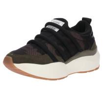 Sneaker 'minami' khaki / offwhite
