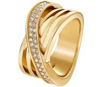 Damenring 'Magic Passion' gold