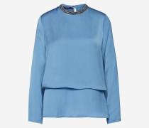 Bluse '52035' blau