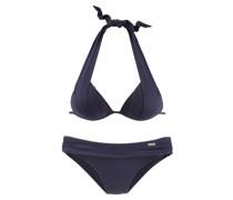 Triangel-Bikini navy