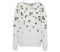 Sweatshirt 'urban Jungle' hellgrau