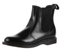 Chelsea Boot 'Flora' schwarz