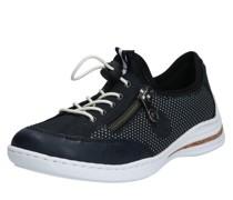 Sneaker weiß / dunkelblau