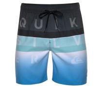Boardshorts 'deksey Wordblow' blau