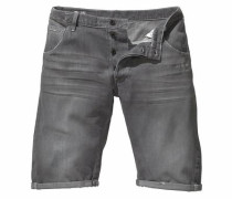 Jeansshorts 'arc 3D Short' grey denim