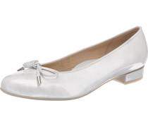 Ballerinas 'Bari' weiß