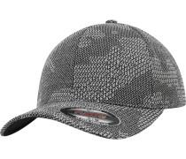 Cap 'Jacquard Knit' grau