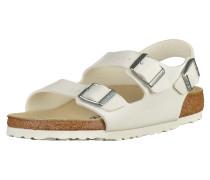 Sandalen 'Milano' weiß
