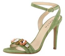 Sandalette 'Eva' oliv