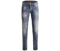 Jeans 'Glenn' blue denim