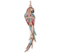 Kettenanhänger 'Papagei'