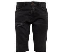 Shorts 'Thoshort' black denim